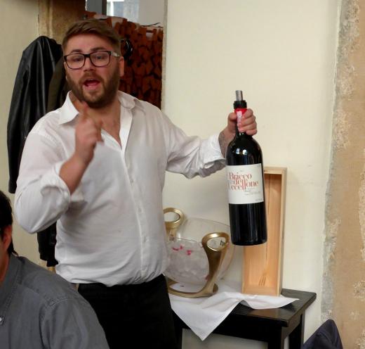 このワインが旨いんだ!